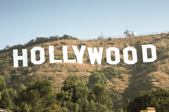 Letreiro de Hollywood, Los Angeles