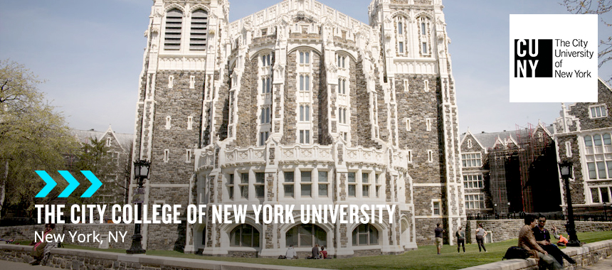 The City College Of New York University ?